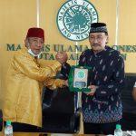 Keluarga Sultan Pontianak Silaturahmi ke MUI Balikpapan. Jelaskan Nasab Alkadrie